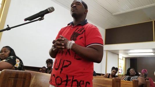 Black Men Speak Out