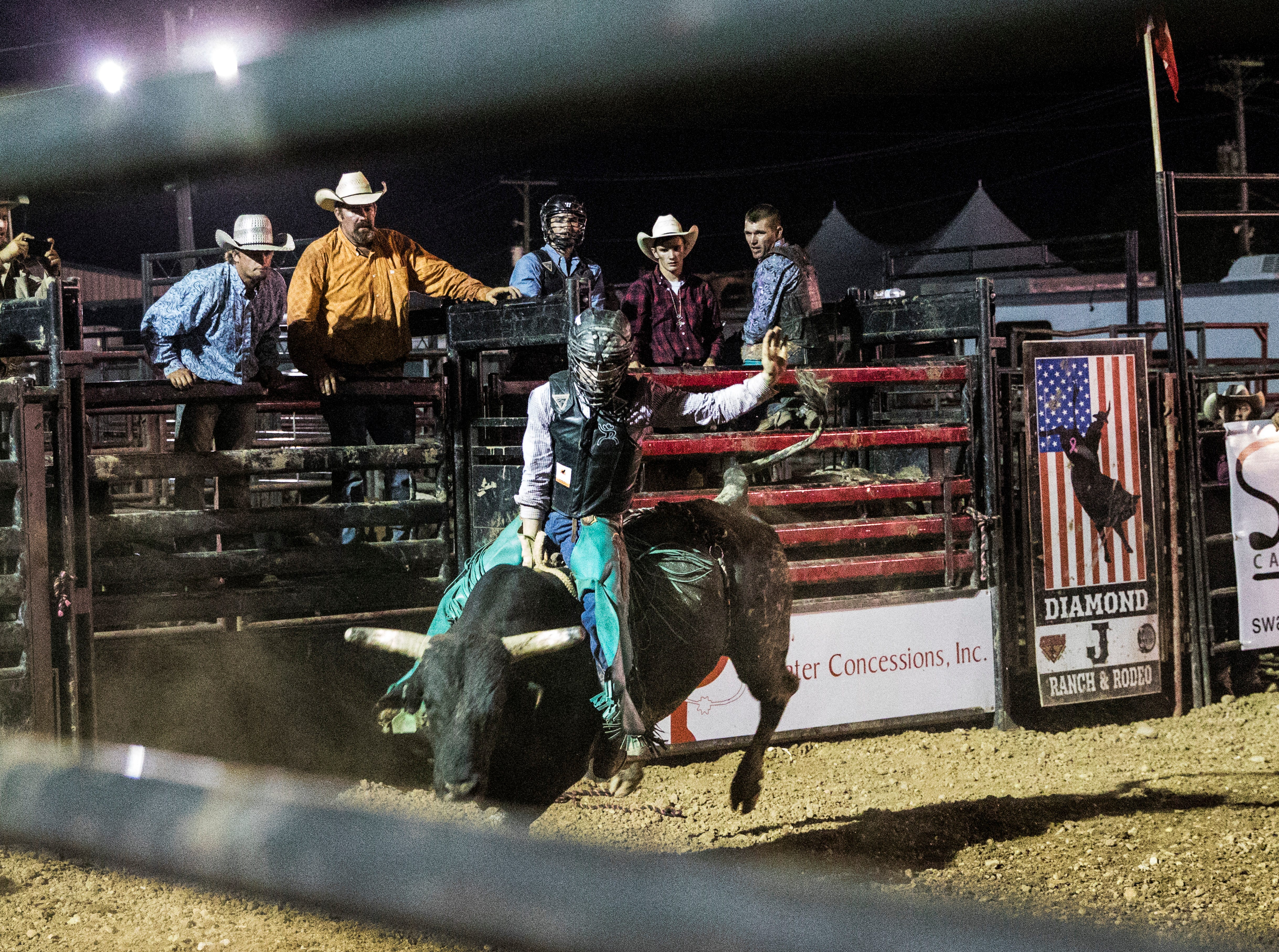 Highlights of the 2018 Rodeo Show at the Ross County Fair in Chillicothe, Ohio.