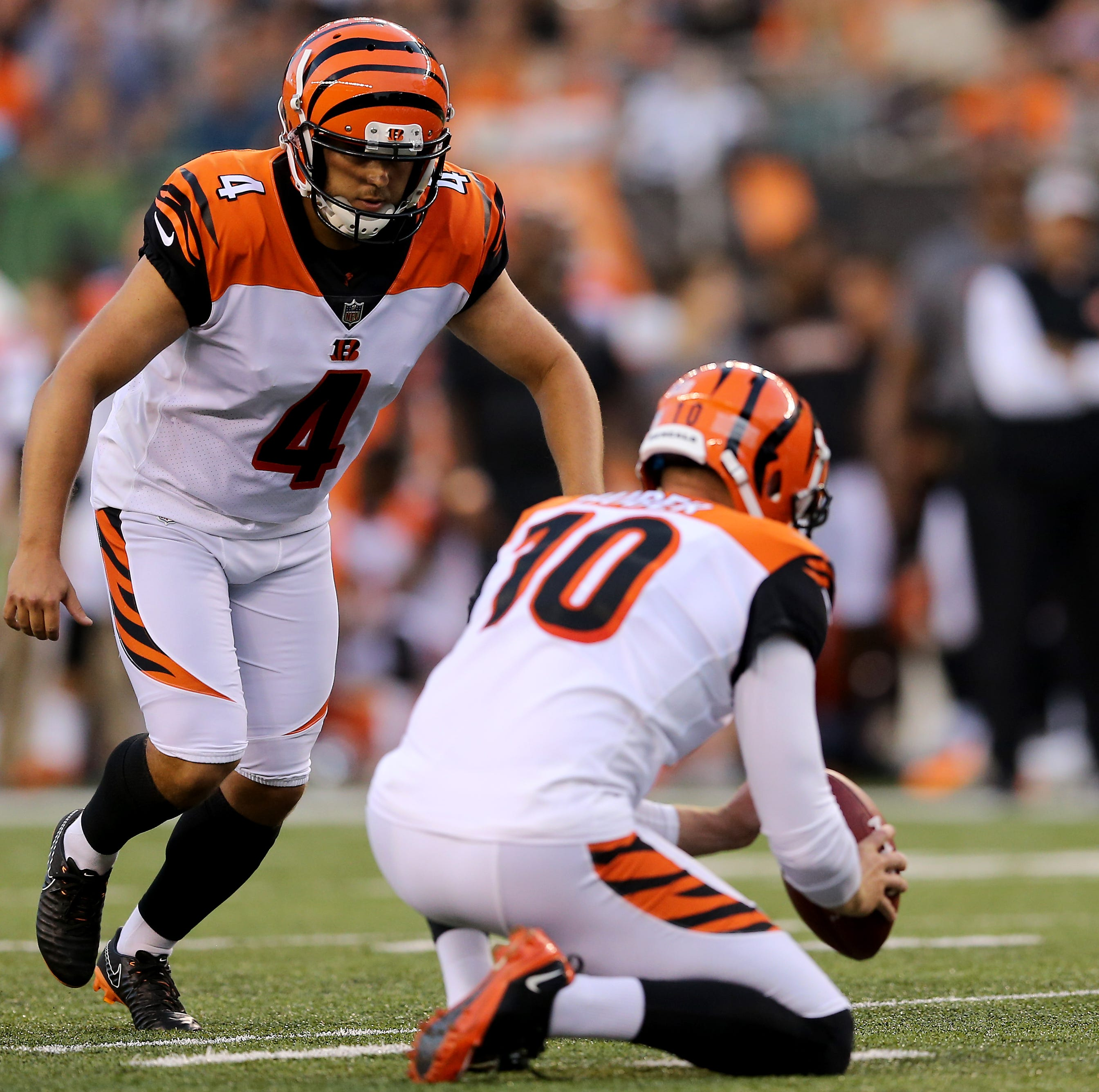 Walkthru blog: Roster battles have mattered for the Cincinnati Bengals