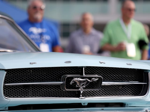 First owner of Ford Mustang discovers car is worth $350,000