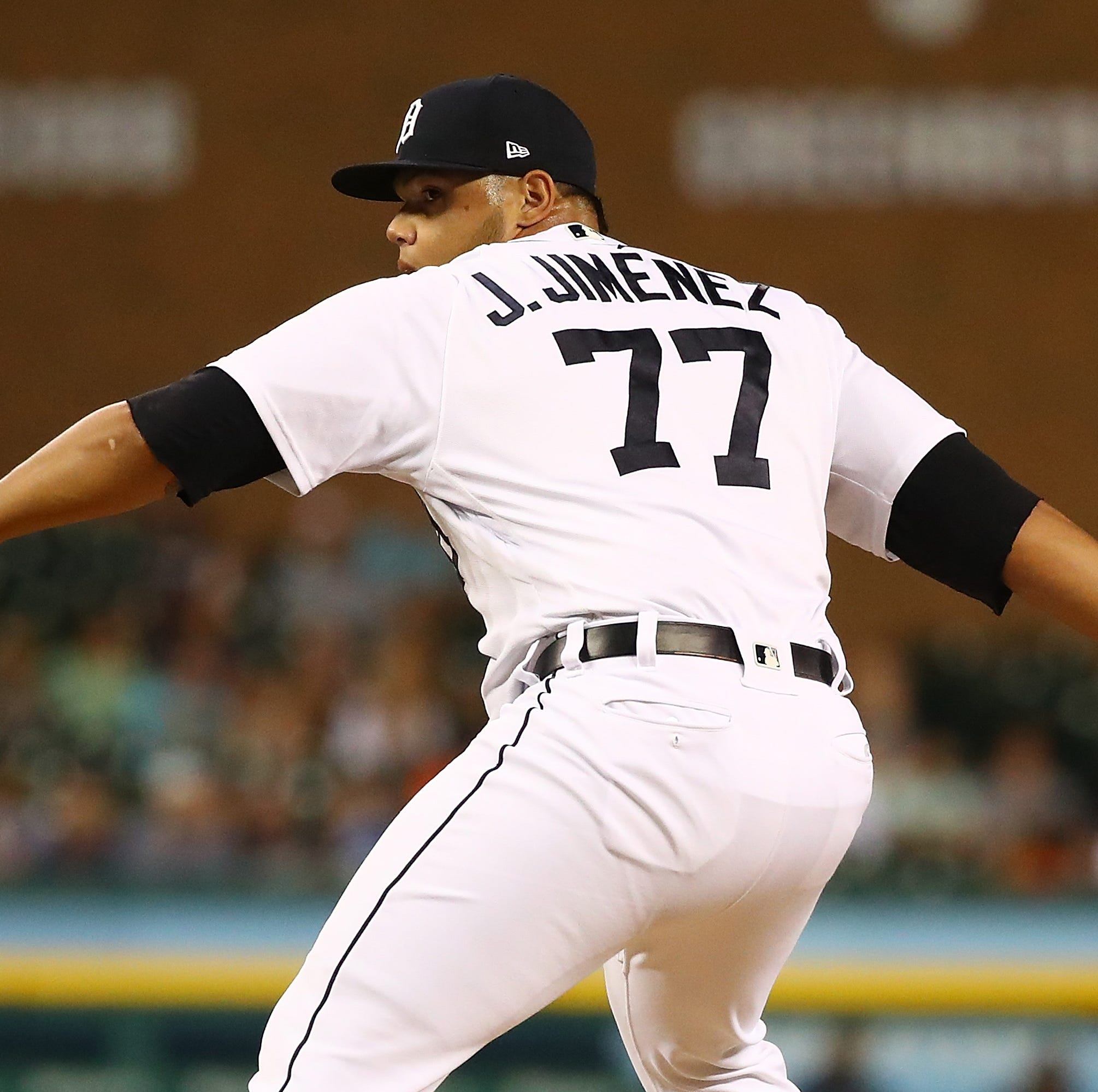 Detroit Tigers numbers to know: Joe Jimenez's All-Star falling fast