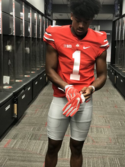 If Bay City Central's Devell Washington picked Ohio State, it would be because of his position coaches and the environment.