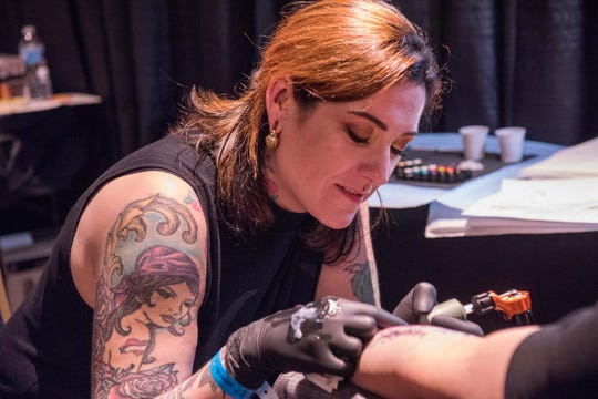 The Summer Motor City Tattoo Expo will welcome 300 artists.