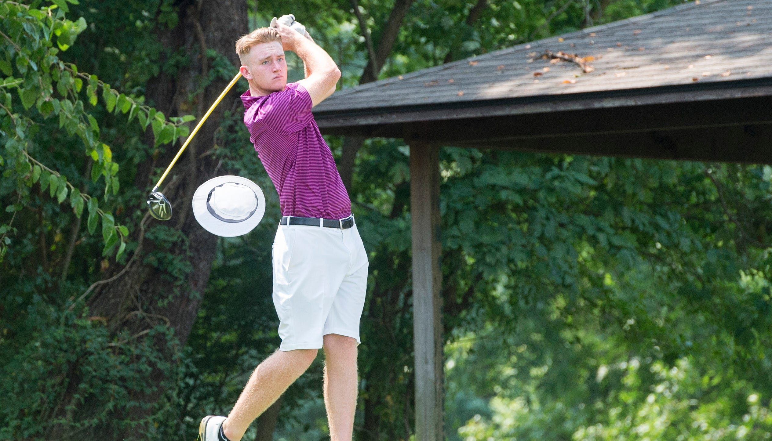 Stewie Hobgood takes the lead going into final round of Men's City Tournament