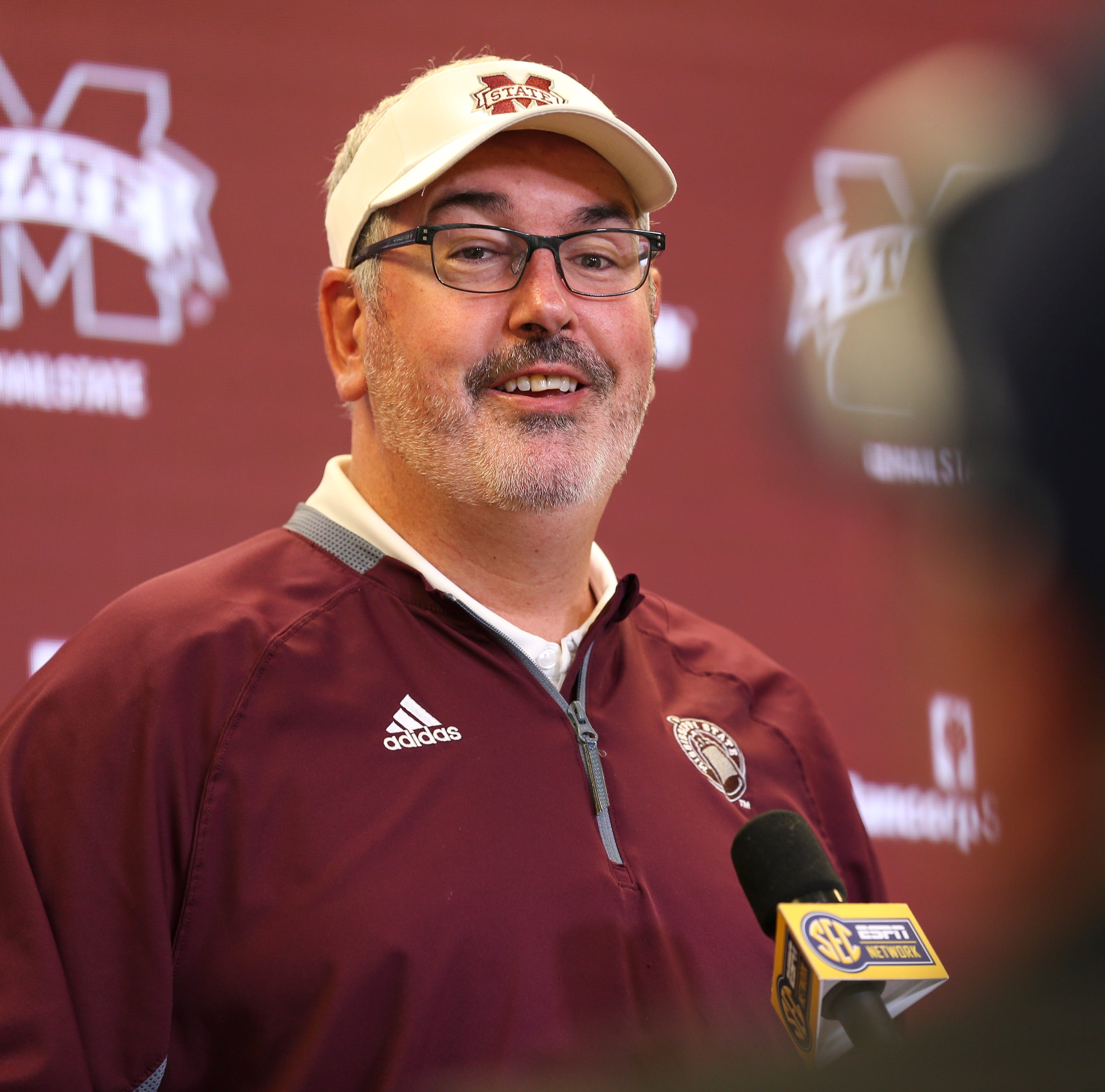 Mississippi State's Media Day defined by buoyant Bulldogs