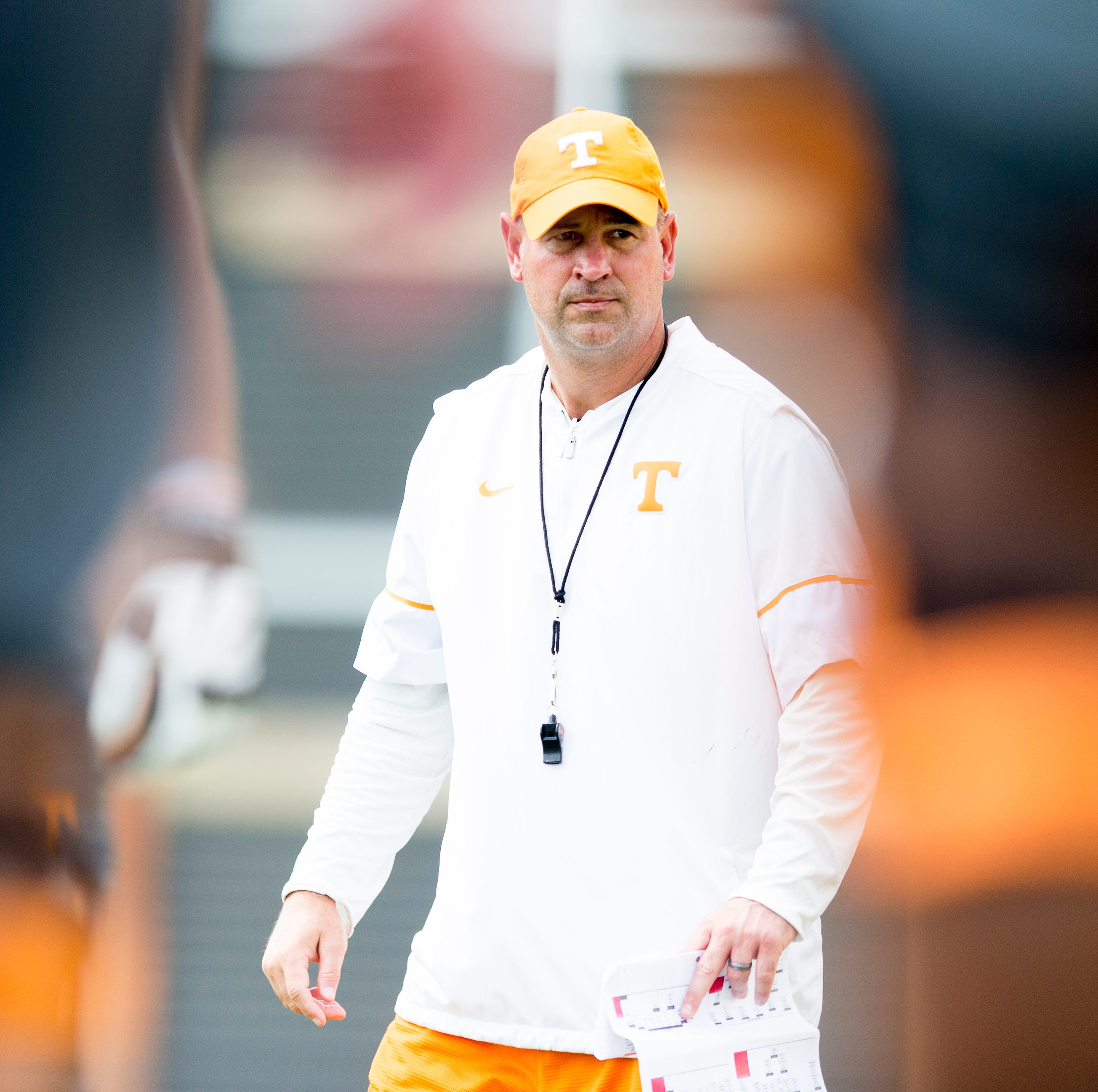 Jeremy Pruitt gives Vols fans hope UT will reduce the Butch Jones fourth-quarter collapses