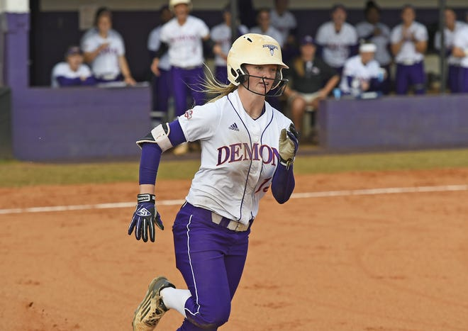 Julie Rawls is one of four Division I transfers to join the UL Ragin' Cajuns softball program over the summer.