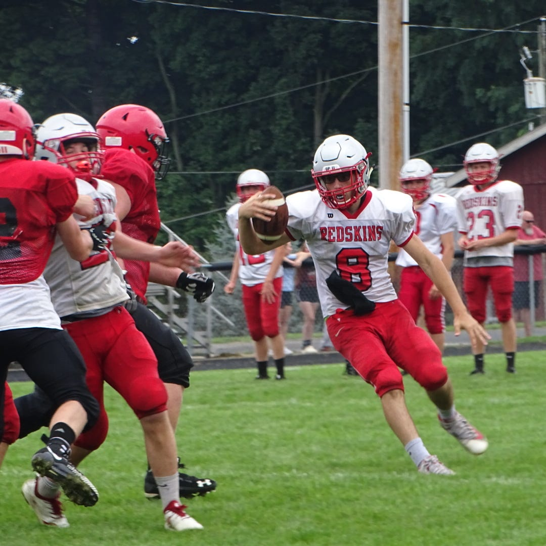 Utica, Cardington football each on lookout for additional playmakers