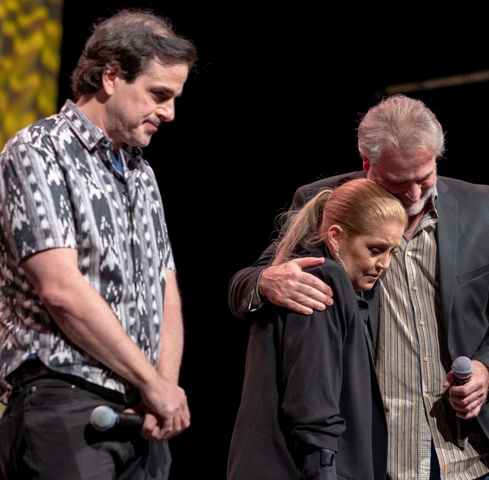 Elvis Week: Lisa Marie Presley talks candidly about personal struggles