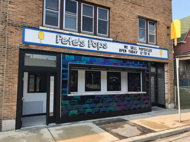 Pete's Pops makes its debut Aug. 11 at 3809 W. Vliet St., with hours of noon to 8 p.m.