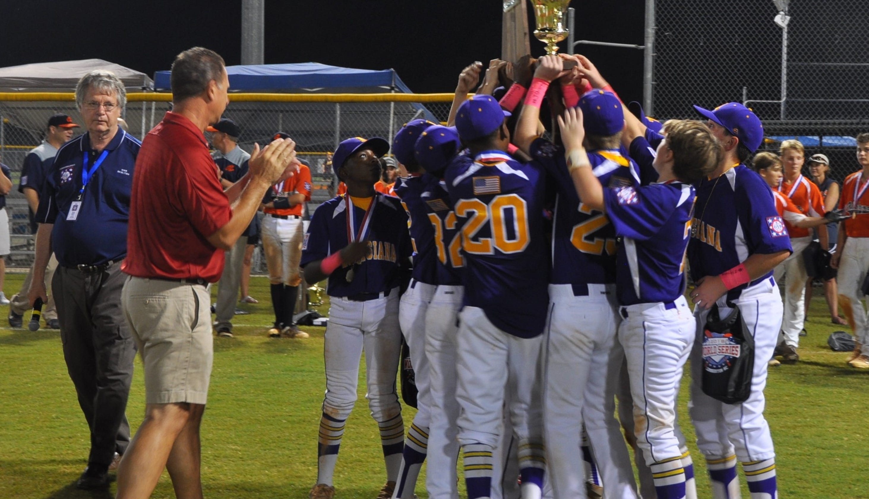 Ruston captures Dixie Youth O-Zone World Series championship