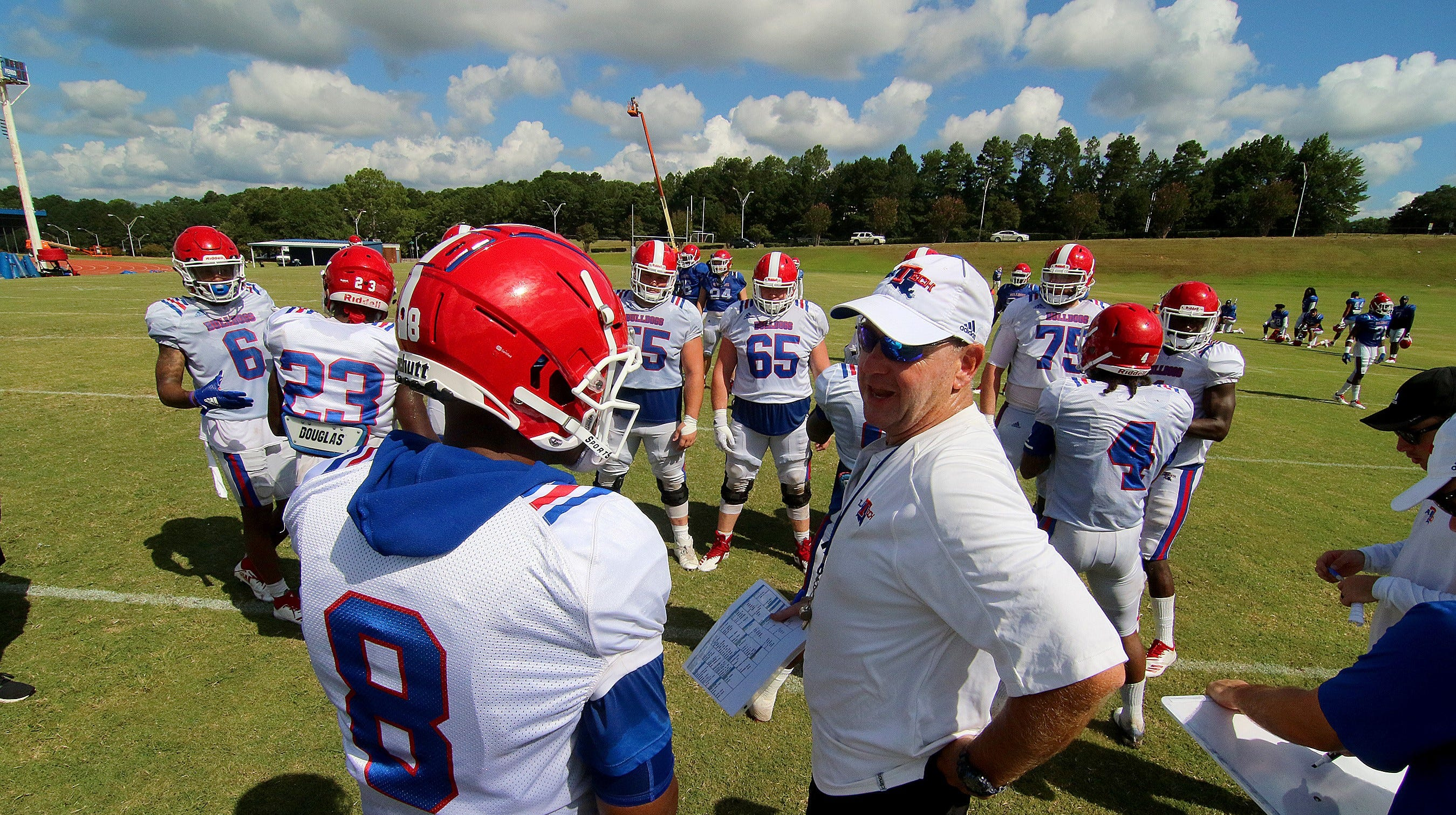 What to watch from Louisiana Tech's 2nd fall scrimmage