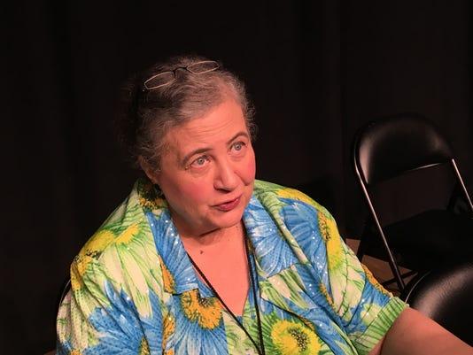 Nancy Worley August 11 2018