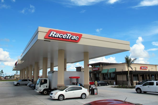 RaceTrac opened a store and gas station in fall 2018 on Immokalee Road just east of Collier Boulevard.
