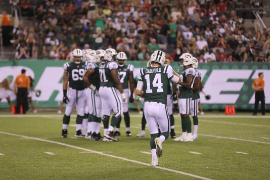 Atlanta Falcons Vs New York Jets Nfl Pre Season
