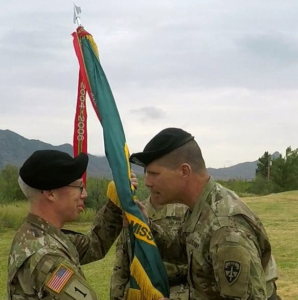 We welcome new WSMR commander Brig. Gen. Gregory J. Brady