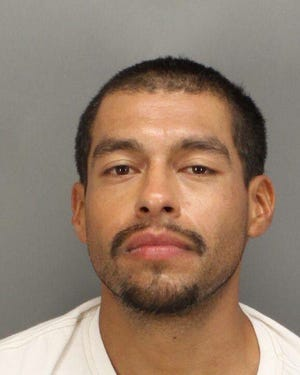 Miguel Espino, 25-year-old man suspected of arson attempted murder