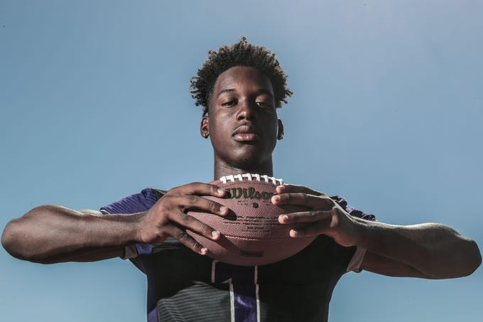 Kevin Johnson of Shadow Hills is No. 7 in the Desert Sun's Elite 11 preseason high school football picks.