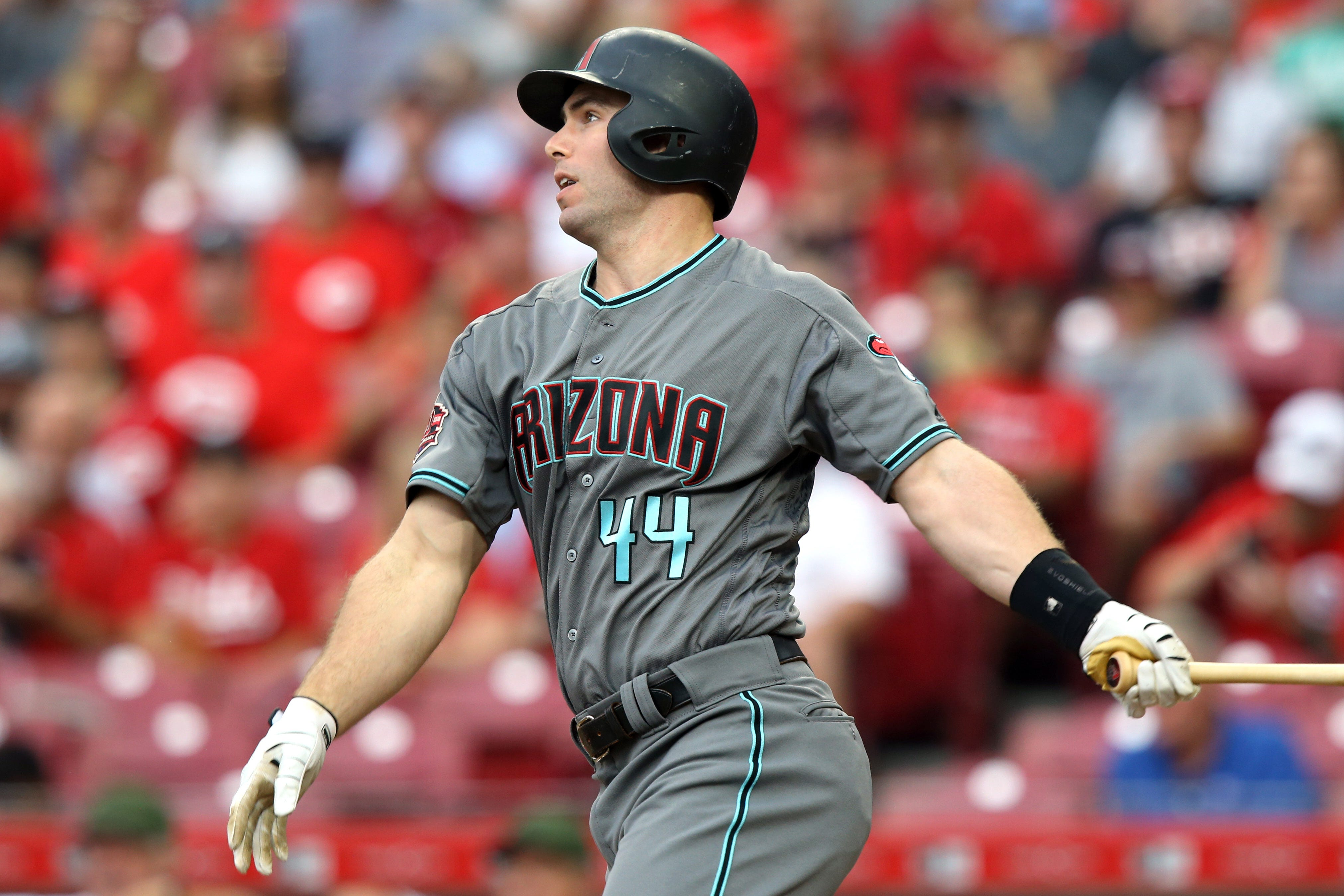 Goldy trade good for D-backs, awful for Arizona