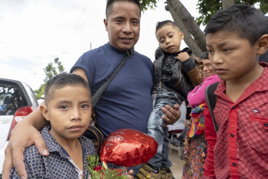 Guatemalan deportees