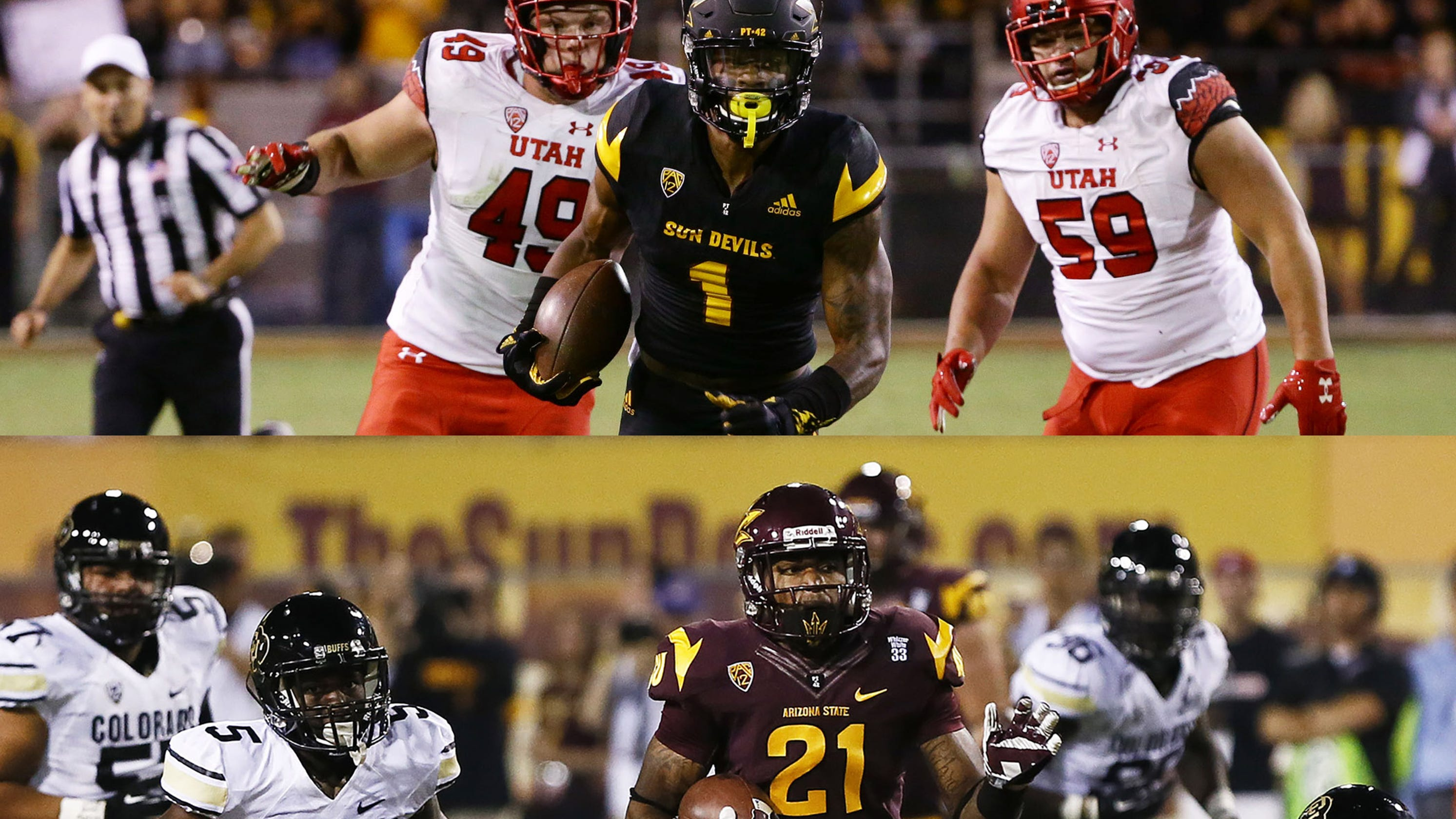b4d4d175d ASU receiver N'Keal Harry faces high expectations, just like Jaelen Strong  once did