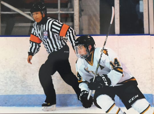 Veteran official Steve Kamidoi was recently named Michigan Referee of the Year.