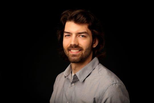 Government and politics reporter Connor Radnovich.