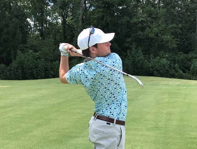 Carter Toms will compete in his first U.S. Amateur this week at Pebble Beach.