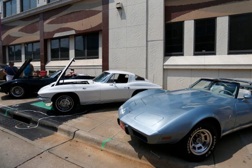 Online Poll Names Tulsa Capital Of Route Wait What - Route 66 cruisers car show list