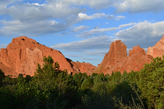 Make time to visit Garden of the Gods in Colorado Springs.