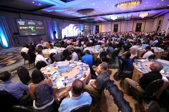 Annual Tallahassee Chamber Conference at the Omni Amelia Island Plantation on Saturday, Aug. 11, 2018.
