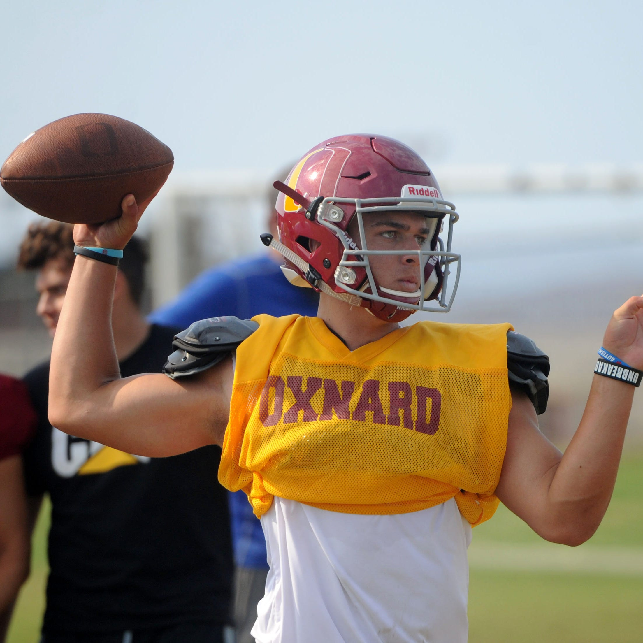 Oxnard shows its offensive firepower in opening rout of Granada Hills Charter
