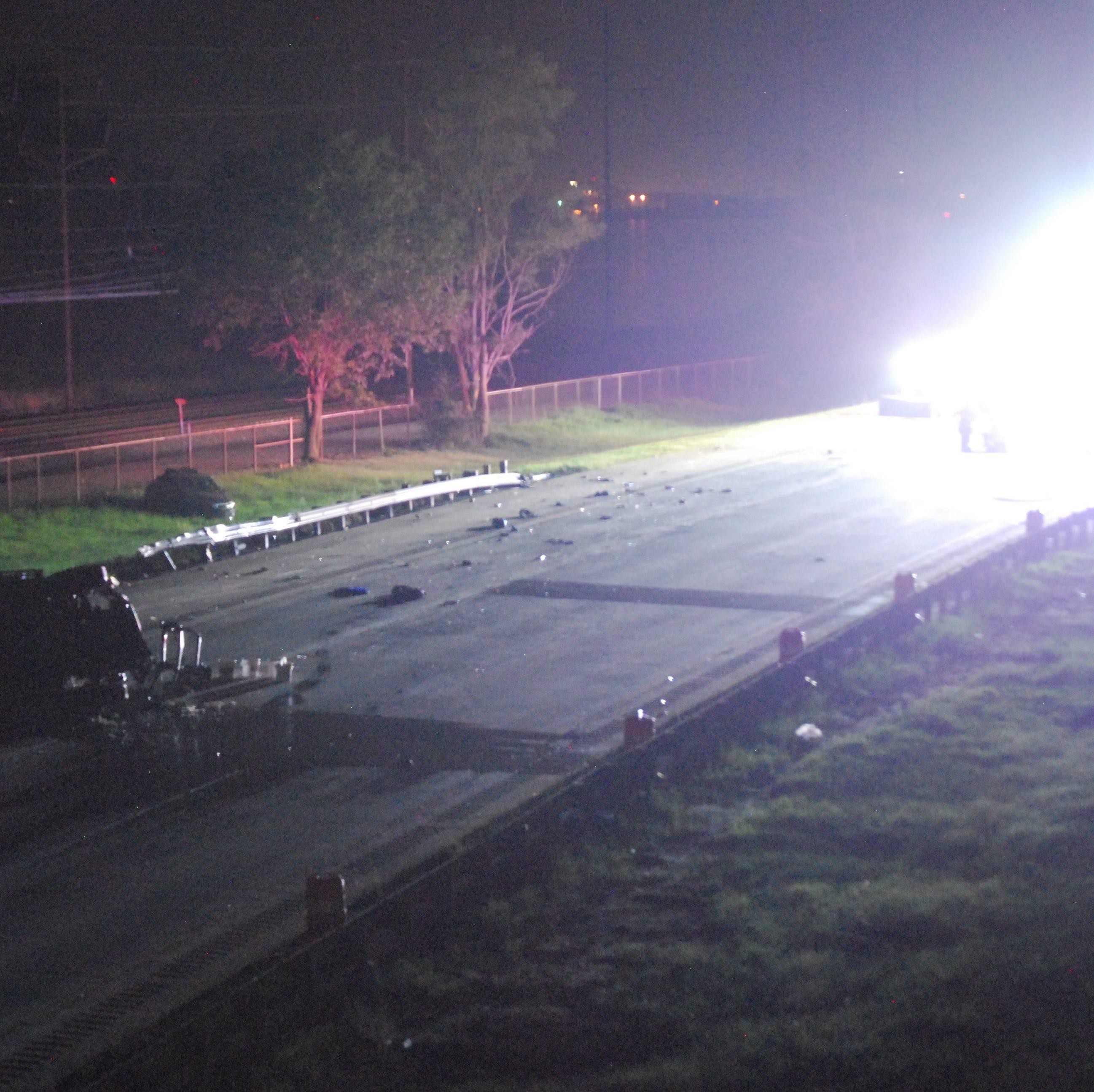 Newark truck driver in fatal wreck identified