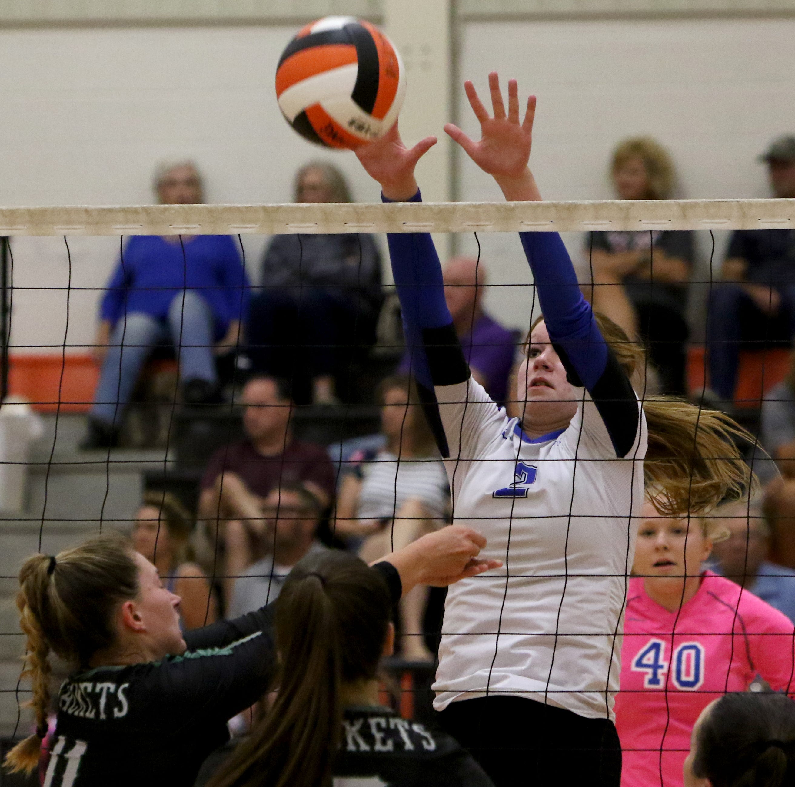 TRN Sports Volleyball/Tennis scoreboard (Aug. 10-11)