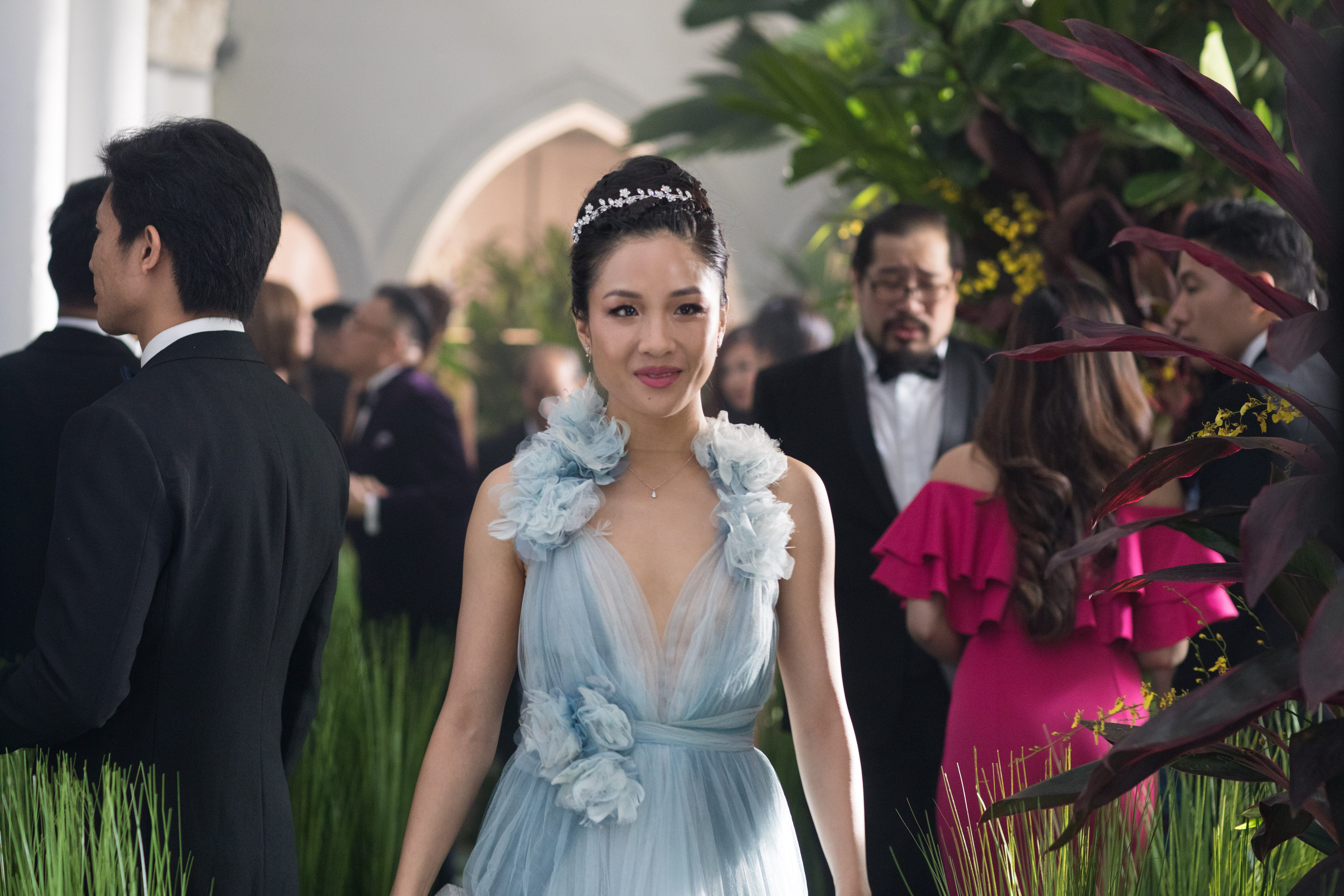 I'm an Asian American in Kentucky. 'Crazy Rich Asians' managed to cross these identities.