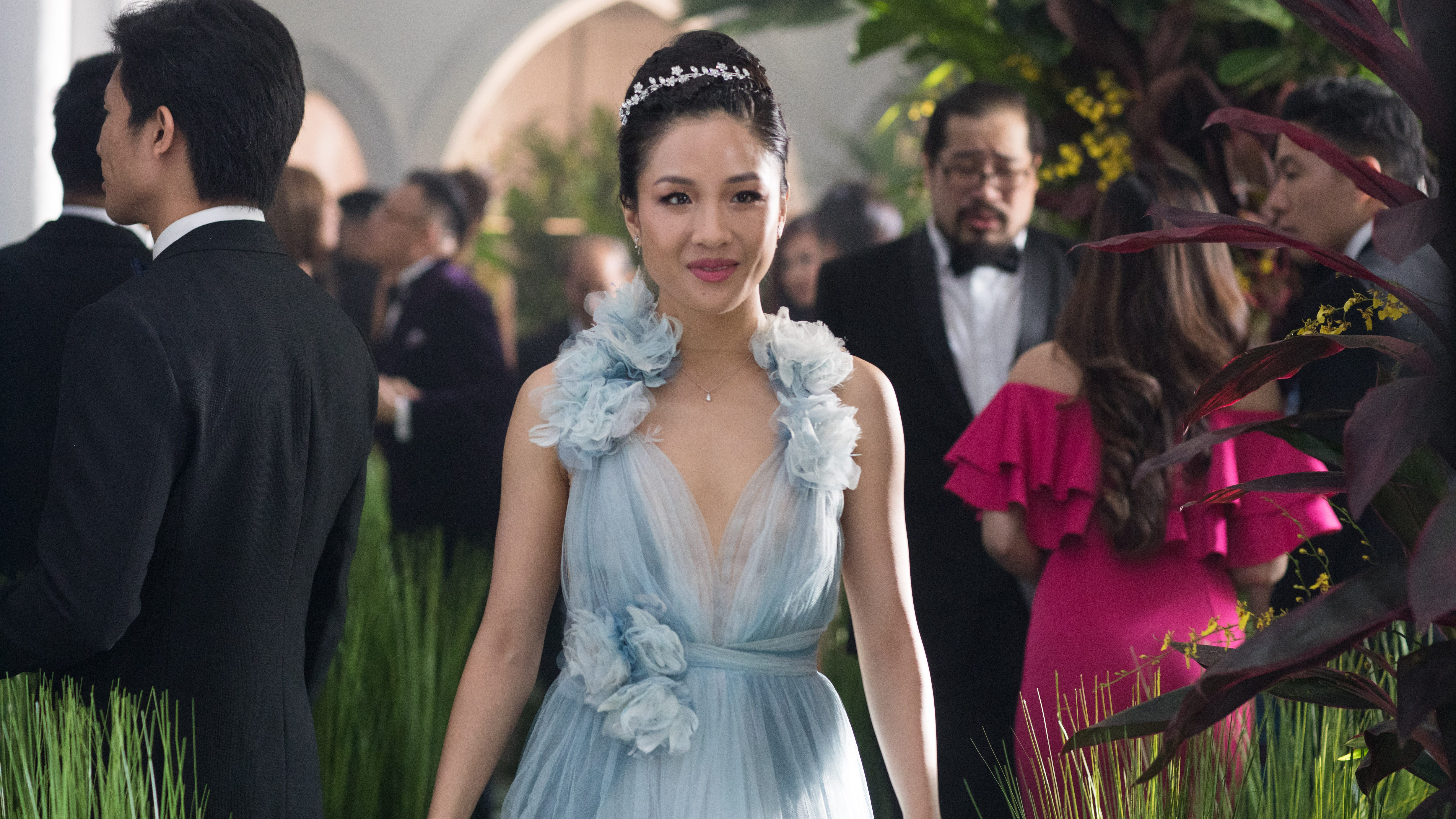 """Constance Wu in """"Crazy Rich Asians."""""""