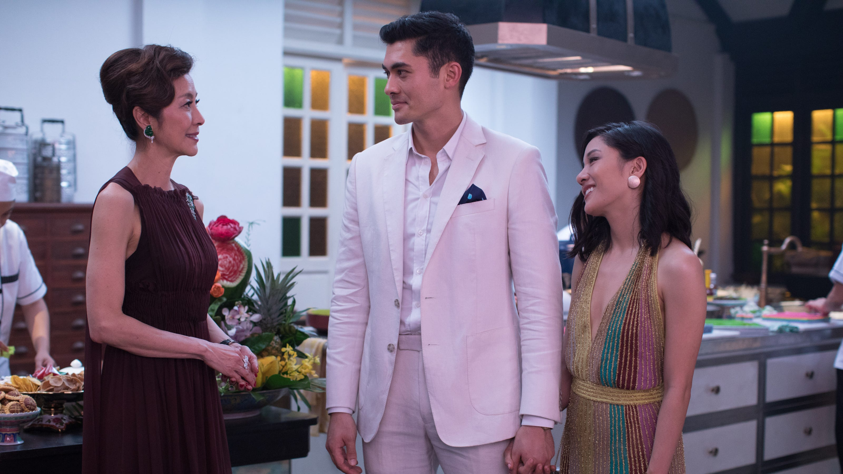 The 5 biggest 'Crazy Rich Asians' book-to-movie changes