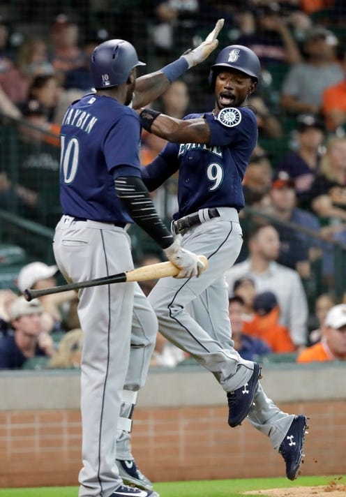 Dee Gordon Cameron Maybin