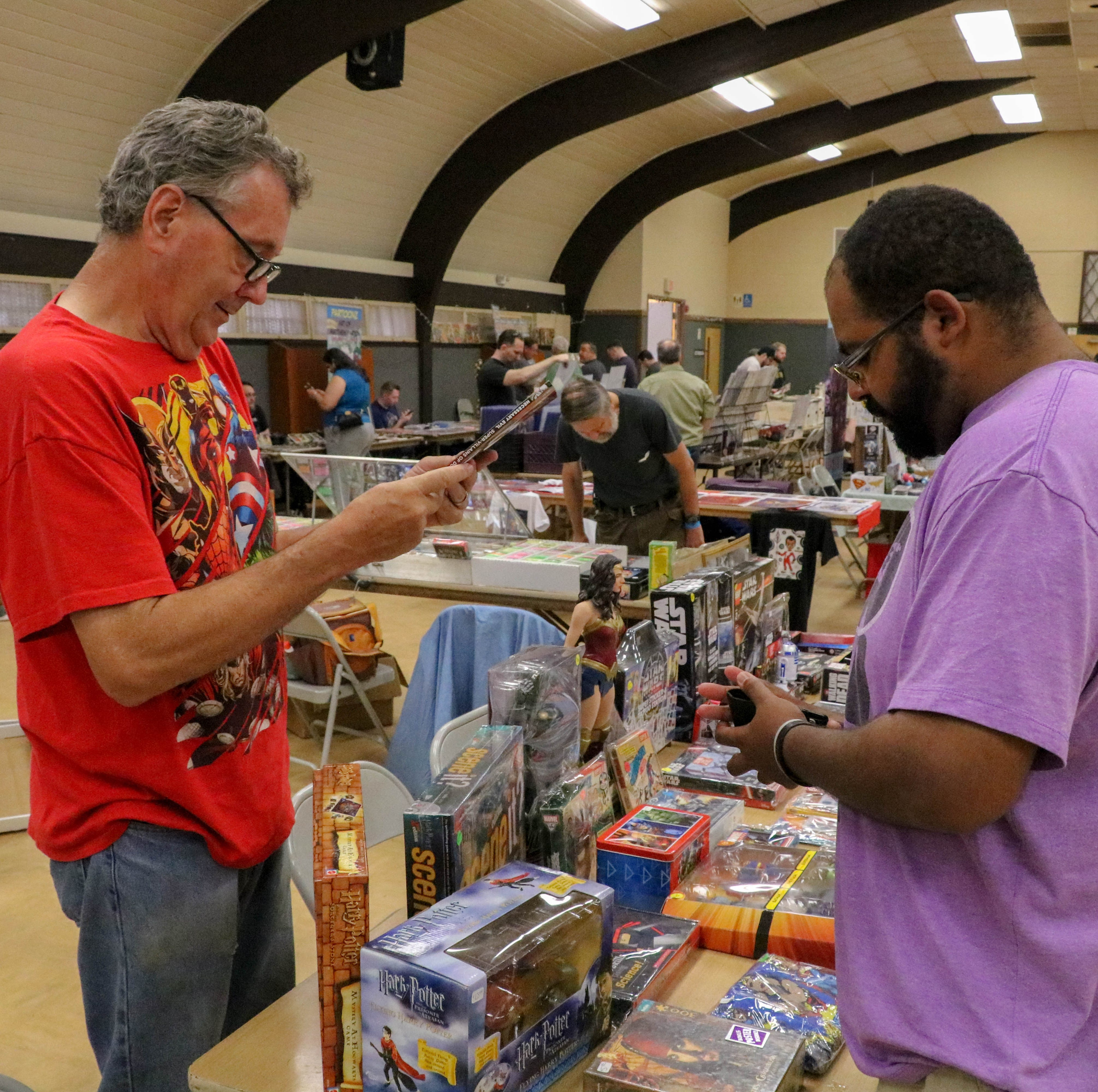 Rah-Con comic book show returns to Rahway on Saturday