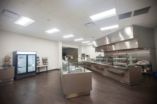 Clickstop opened Fuel, an onsite restaurant and pub, in February at the company's headquarters in Urbana, Iowa. The restaurant provides workers access to healthy meals during the workday and to-go orders for convenience at night.