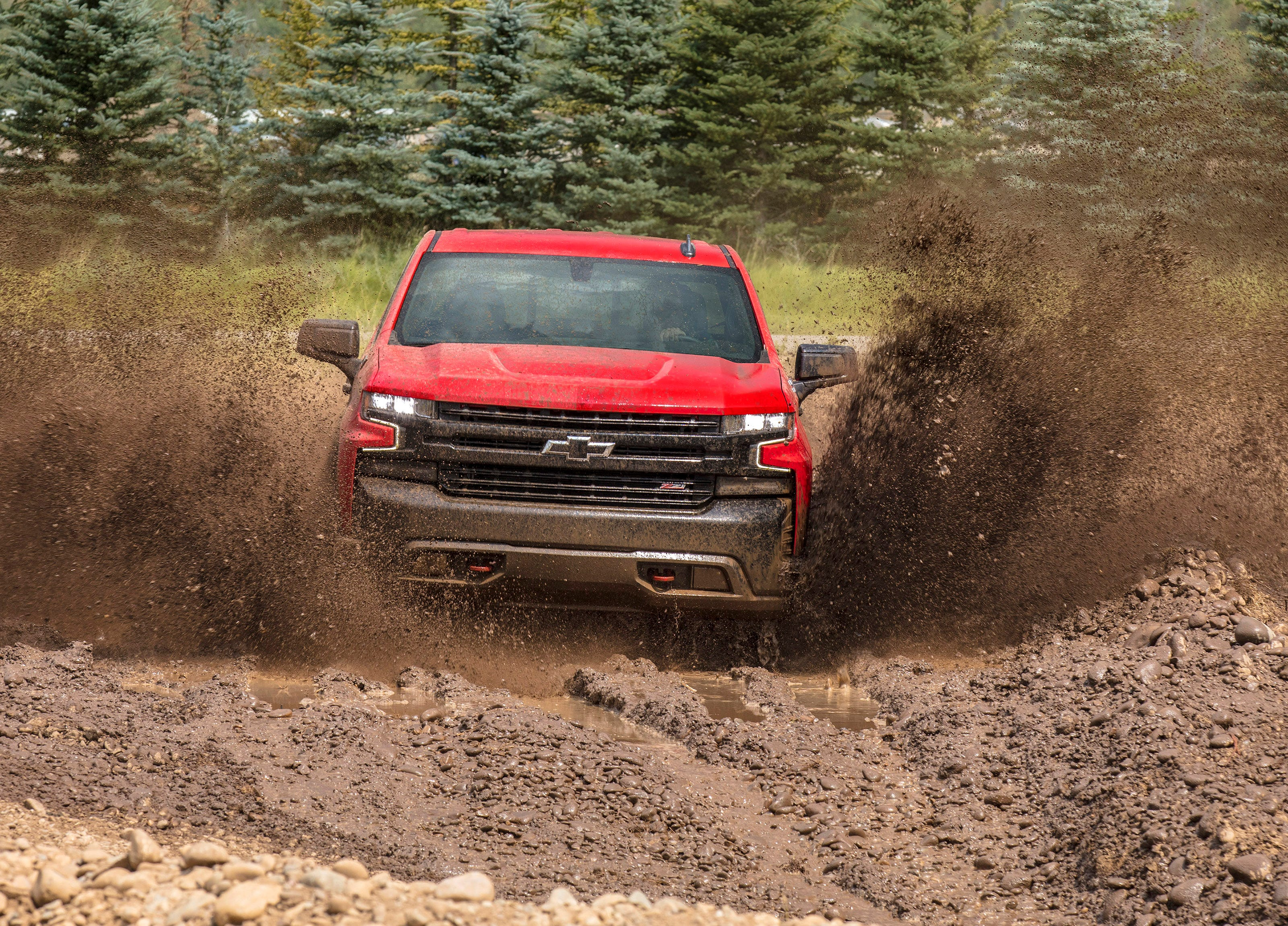2019 Chevrolet Silverado Trailboss 067