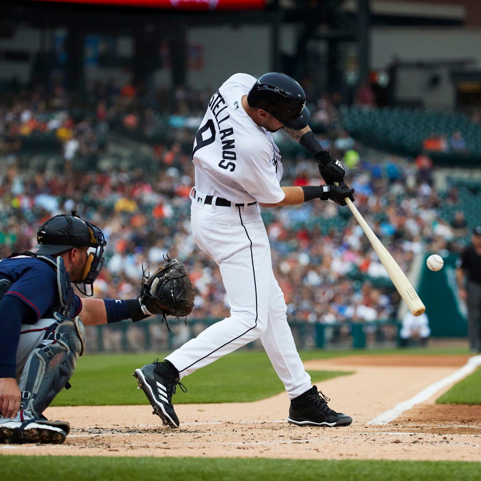 Where does Detroit Tigers' Nicholas Castellanos fit in: RF, DH, 1B?