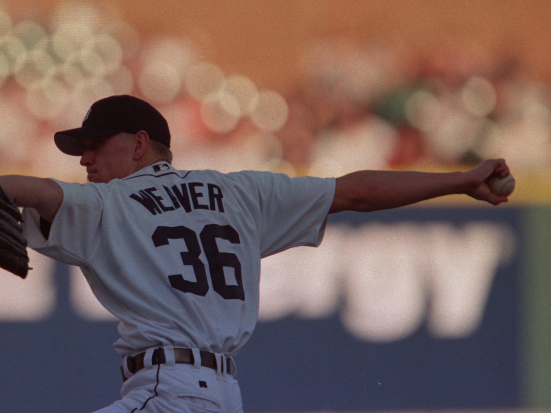 No. 36: Jeff Weaver