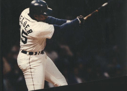 No. 45: Cecil Fielder