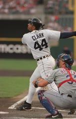 No. 44: Tony Clark