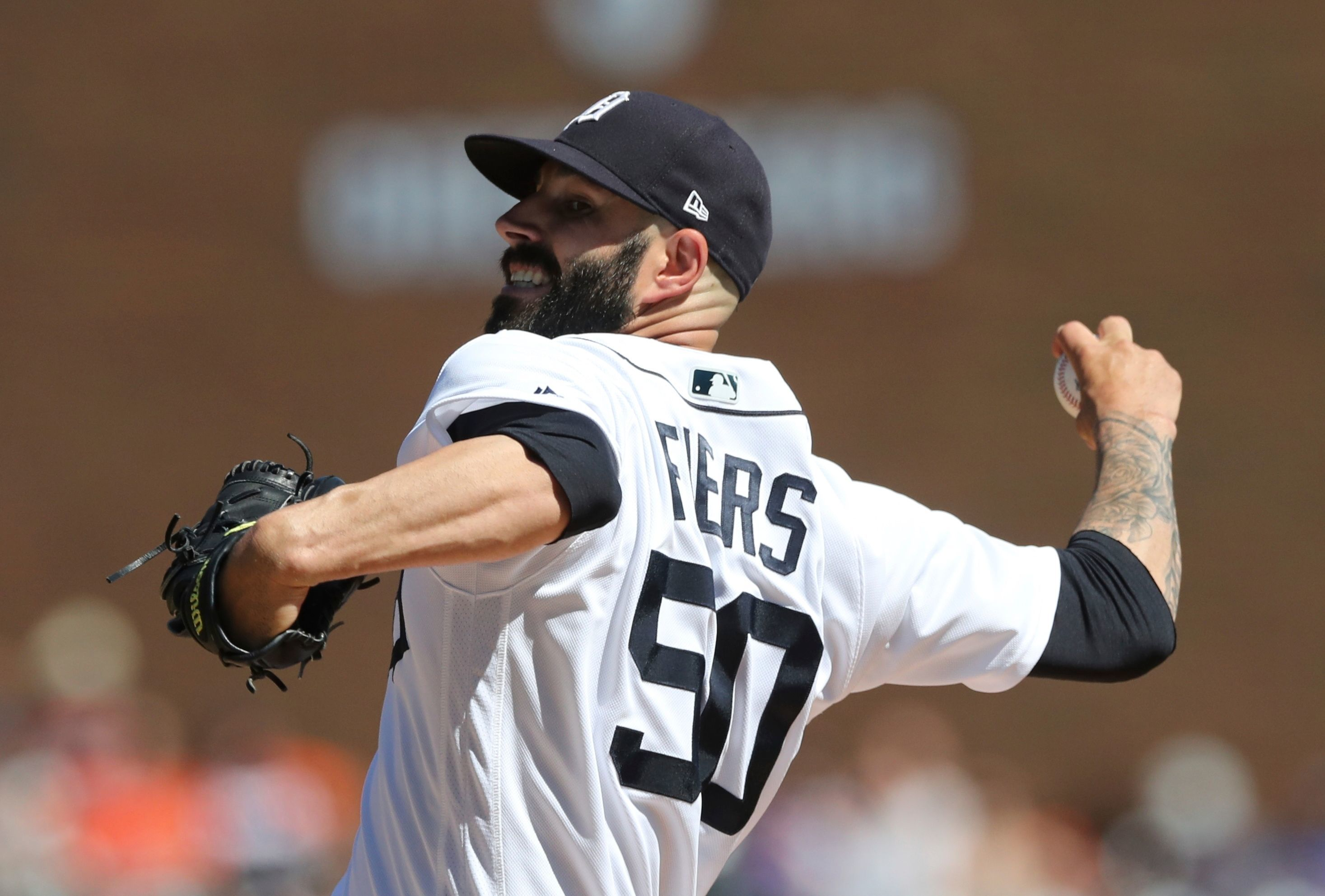 No. 50: Mike Fiers