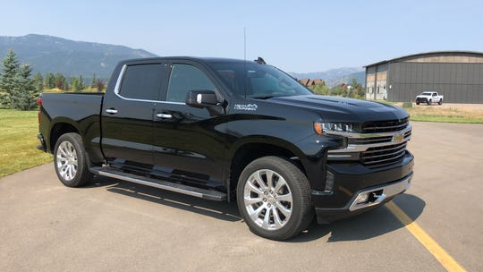 2019 Chevy Silverado High Country Has Great Engineering Ok Interior