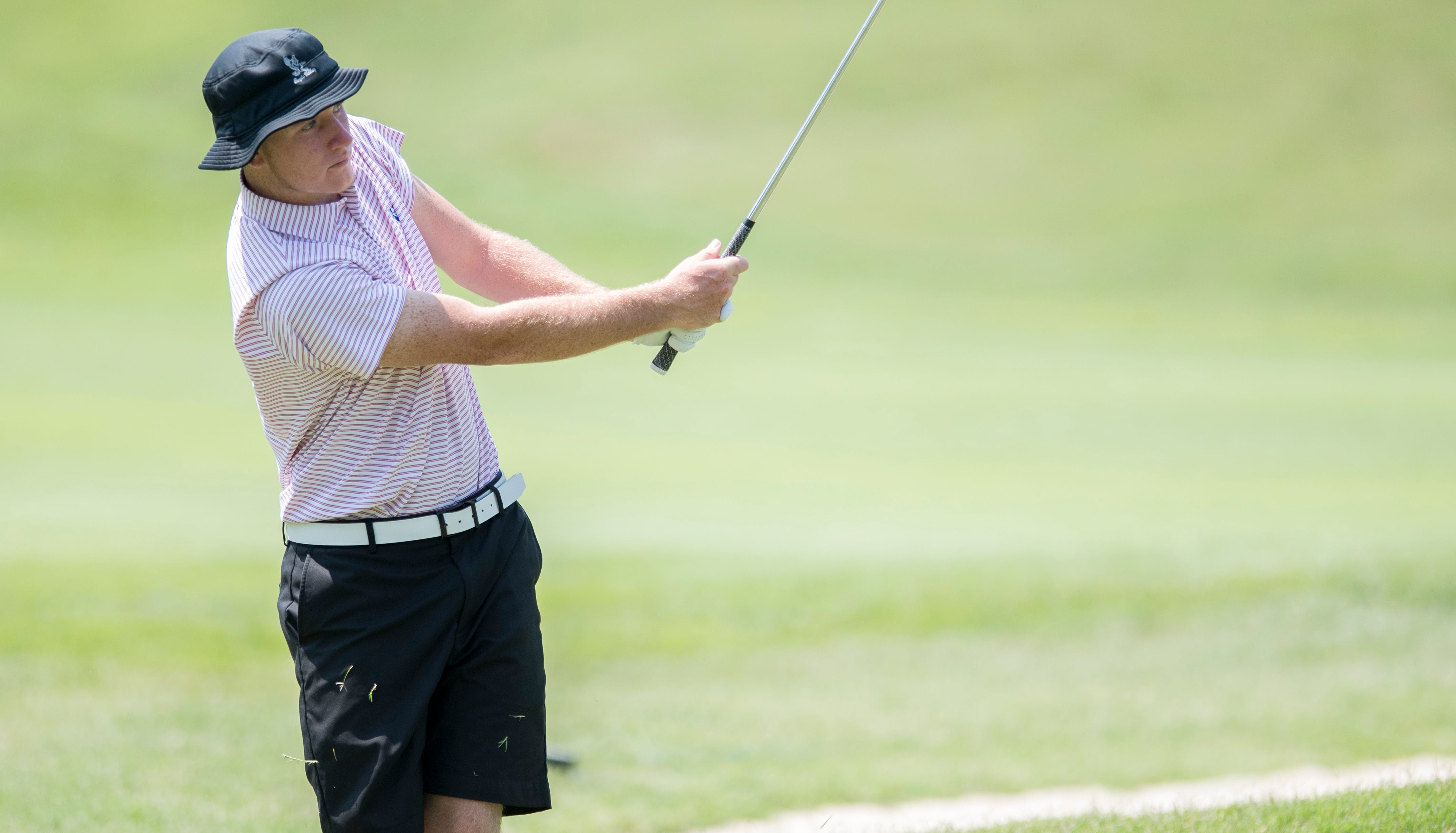 Stewie Hobgood holds off late charge to win Men's City Tournament