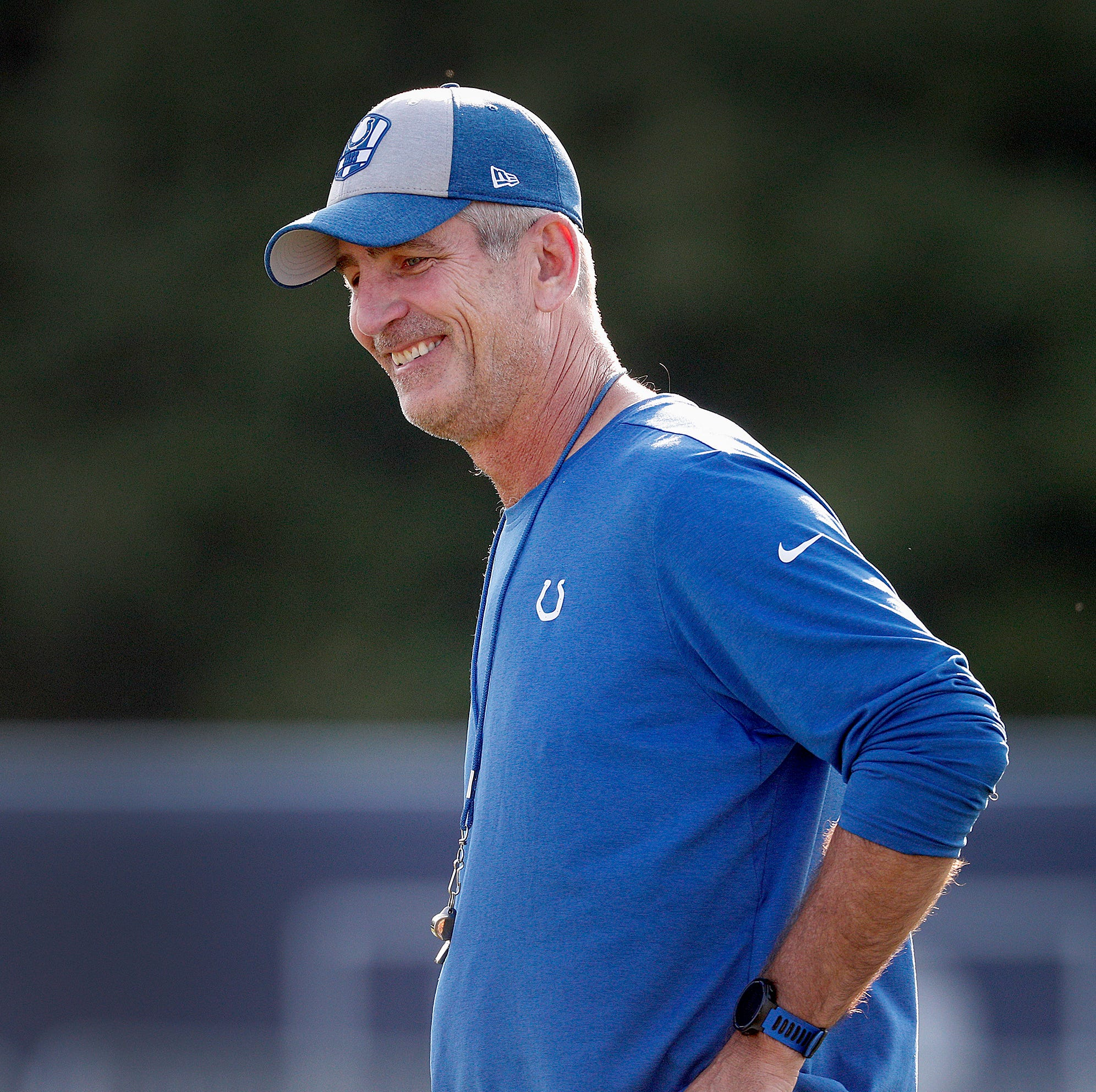 Insider: Colts coach Frank Reich proves he was worth the wait