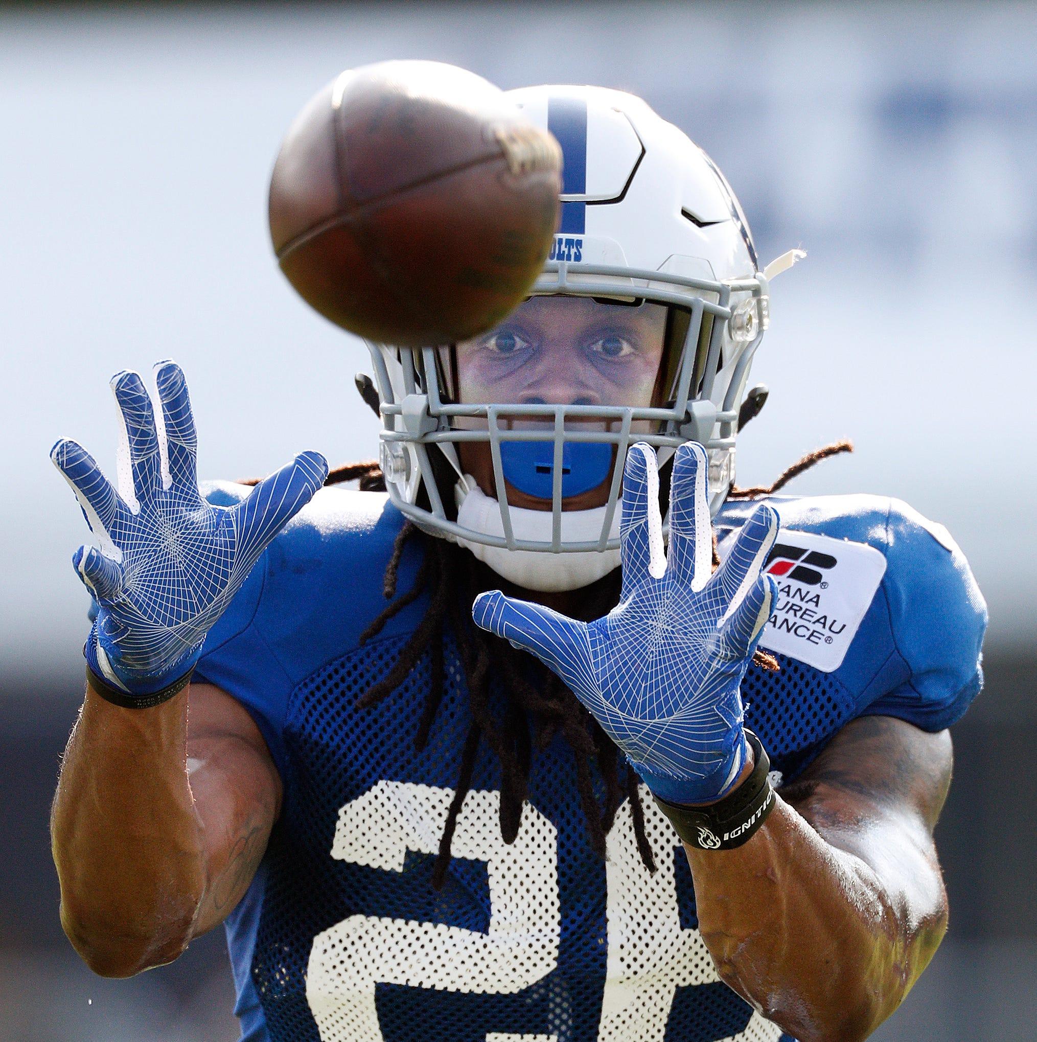 Colts' Clayton Geathers could return Monday vs. Ravens
